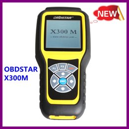 via tools Coupons - NEW OBDSTAR X300M OBDII Odometer Correction X300 M Mileage Adjust Diagnose Tool (All Cars Can Be Adjusted Via Obd) Update By TF Card