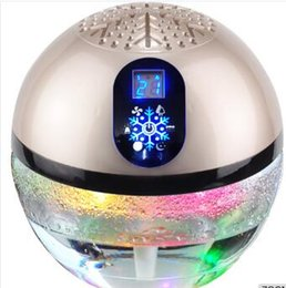Wholesale Electrical Abs - 2018 year very hot sale ,air purifier ABS MaterialAir Purifier with Led Display and Touch Panel