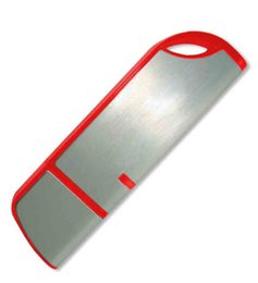Usb flash china en Ligne-Made in China Curve Premium en plastique en métal USB Flash Drive USB 2.0 clé USB pour clé USB pour Windows Mac OS 512 Mo 1 Go 2 Go 4 Go 8 Go