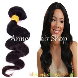 Wholesale Grade 5a Weave - Brazillian Body Wave Brazilian human Hair 100% unprocessed Body Wave 5a Grade Unprocessed Human Hair Weave hair extension