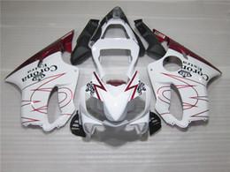 Wholesale Corona Honda - New Fairings kits Injection ABS For HONDA CBR 600 F4i 01-03 CBR600FS FS CBR600 F4i 2001 2002 2003 CBR 600F4i CBR600F4i 01 02 03 corona