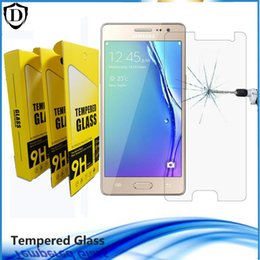 Wholesale Glass For Galaxy S4 - 9H Screen Protector Tempered Glass For Samsung Galaxy s7 s6 s5 s4 s3 Protective Film For Samsung Note7 4 5 A3100 5100 7100