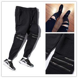 Pantalons de jogging hommes pantalons de survêtement cool femmes et hommes pantalons de hip hop hommes de la rue ? partir de fabricateur