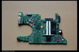 Placa mãe atx laptop on-line-Original para Dell Inspiron 14z 5423 motherboard laptop i3 3227U HM76 DDR3L integrado X87KX 0X87KX DMB40 MB