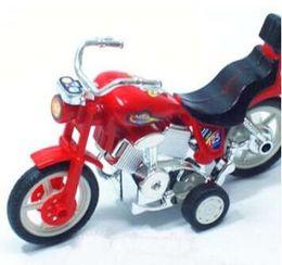 Argentina Simulación de motocicleta guerrera, motos frescas, juguetes opcionales de color Suministro