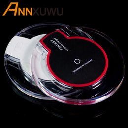 Wholesale Qi 4s - Wholesale-Qi Wireless Charger For Lumia 920 825 iPhone 4S 5S 6 for Samsung Galaxy S4 S5 s6 edge note3 note4 Nexus4nexus6 Nexus5 Samsung s6