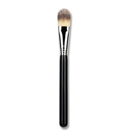 Wholesale Facial Mask Applicator - Wood Handle Beauty Makeup Brushes Facial Face Mask brush Skin Care Mud DIY Masks Soft Applicator Mixing Brush