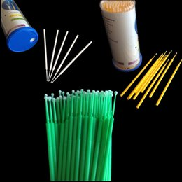 Wholesale Disposable Dental Material - 3 Boxes(3size) DENTIST Dental Disposable Micro Applicators materials Micro Brush