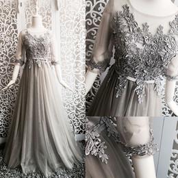 Wholesale renaissance princess dresses - Free ship grey pink black flower embroidery long medieval dress sissi princess Medieval Renaissance Gown Victorian Belle ball
