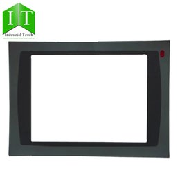 Wholesale panelview plus - Original NEW PanelView Plus 1250 2711P-T12C4D7 2711P-T12C4D8 2711P-T12C15D1 2711P-T12C15D2 PLC HMI Industrial Front label Peripheral Film