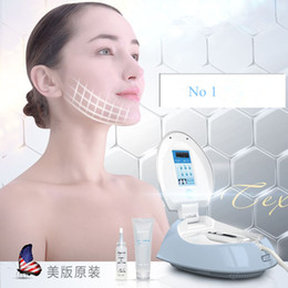 Wholesale Medical Items - Hot item factory directly sell mini HIFU for wrinkle removal face care neck lifting and anti aging home use