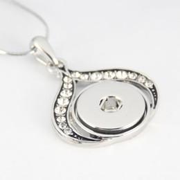 Canada Noosa Ginger ancre collier Bijoux aile d'ange bouton pression bijoux pendentif pour 18mm bouton Valentine cadeau Offre