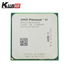 AMD CPU Phenom II X4 960T Scattered Pieces L3 6MB 3.0G AM3 Processor