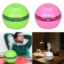 Wholesale Family Beauty - Wholesale- Home Office Air Spray Water Dispenser Diffuser Ultrasonic Beauty Moisturizing Humidifier Family Healthy Care