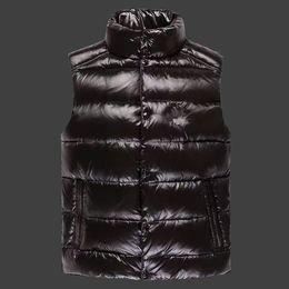 Wholesale Vest Body - M55 French Brand anorak men winter vest gillets UK popular gilets Jacket Body Warmer Man Down and parka anorak vest