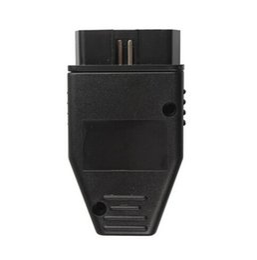 Argentina Al por mayor-5pcs / lot herramienta de diagnóstico del coche OBD macho Plug 16Pin OBD2 conector OBD 2 16 Pin OBD II adaptador OBDII J1962 conector mejor precio cheap diagnostic tool adaptors Suministro