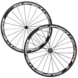 Wholesale Road Chinese - Superteam Bike Wheel 38mm Clincher Carbon Wheelset With Powerway R36 Hub UD Matte Finish Chinese Carbon Wheel