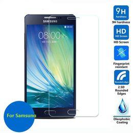Wholesale S3 Case Neo - Wholesale-Glass Screen Protector For Samsung Galaxy J1 J5 2016 Grand Prime g530 S6 S5 Neo S3 S4 Mini S7580 i9060 Core Prime ve G361 Case