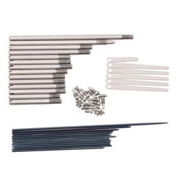 Wholesale Clarinet Screws - Clarinet Repair Tool Set Screws  Key Shaft  Reeds  Needle
