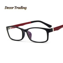 5a4e26dbd Atacado- 2016 marca Designer de óculos de armação Vintage óculos oculos  claros lentes de leitura óculos de vidro óptico gafas oculos de grau 2621  desconto ...