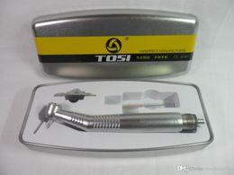 Wholesale Dental High Speed Self - TOSI TX-164 Dental High Speed Handpiece Self-power LED Torque Handpiece 4holes