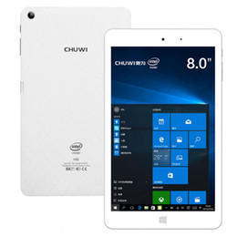 Wholesale Italian Cables - CHUWI Hi8 Pro Dual Boot 8 inch Tablet PC Windows 10 + Android 5.1 Tablets Intel Z3736F 2GB RAM 32GB ROM 1200*1920 HD
