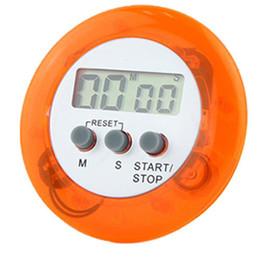 Tempos mais rápidos on-line-Transporte rápido Mini Bonito LCD Cozinhando Temporizadores de cozinha temporizador digital eletrônico despertador cozinhar ferramentas