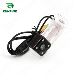 Wholesale Parks Nissan - CCD Track Car Rear View Camera For Nissan Qashqai 08 10 11 12 Parking Assistance Camera Track Line Night Vision Waterproof KF-V1138L