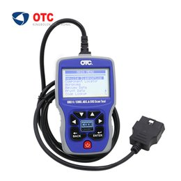 Wholesale Airbags Scan Tool - New OTC 3111 pro OBDII CAN ABS Airbag(SRS) OTC Scan Tool OBD2 EOBD Code Reader OTC SCANNER