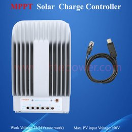 Wholesale Battery Charging Amps - amp 20a solar charge controller ,tracer2215bn mppt charge battery controller