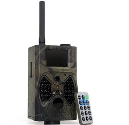 Wholesale Hunting Camera Email Mms - 8MP EMAIL  MMS SMS Hunting Trail Camera Outdoor Infrared GPRS Hunting Camera HC-300M