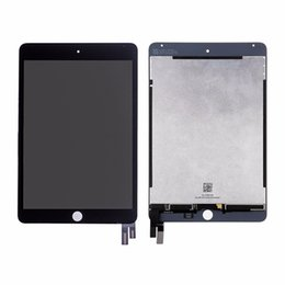 Wholesale Ipad Lcd Touch Screen - DHL Free Shipping For iPad mini 4 LCD Display Touch Screen Digitizer Complete Assembly Original Grade AAA New Replacement No Dead Pixel