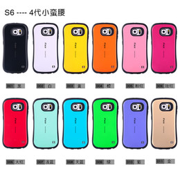 Wholesale Iface Case For S3 - IFACE Soap Slim Case For Samsung A310 A510 A710 2016 A3 A5 A7 S7 S6 Edge Plus S3 S4 S5 NOTE 3 5 G530 Korea Style Hybrid Soft PC Hard Cover