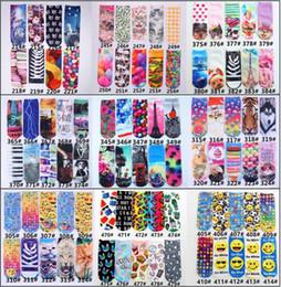 Wholesale Single Cut - 3D Print Socks 485 designs Kids unisex low cut ankle socks Emoji Women Men Hip Hop 3D Odd Skateboard Socks 20CM single-side print D944 10