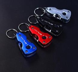 facas da chave Desconto Snlak 7 em 1 ferramenta multifuncional ferramenta de abridor de garrafa ao ar livre combinação chaveiro faca dobrável faca EDC ferramenta de aço Inoxidável dhl 50 pcs