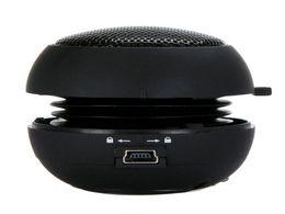 Wholesale Tv Box For China - 3 Colors For Choose Cute Mini Hamburger Portable Speaker 3.5mm Devices Player mini tv lcd portable