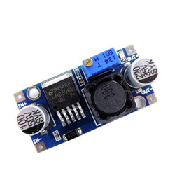 Wholesale Led Driver Cv - LM2596 DC-DC Step-down Adjustable CC CV Power Supply Module LED driver B00311