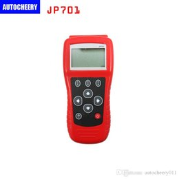 Wholesale Major Vehicle - JP701 OBD2 Code Reader Read multi-functional scan tool for major Japanese vehicles