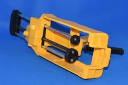 Amostra de dois componentes 400 ML 2: 1 capacidade manual AB pistola de cola agente de juntas de calafetagem de porcelana verdadeira de