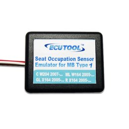 Wholesale Seat Occupancy Occupation Sensor - SRS Emulator Airbag Resetting for Mercedes-Benz Best Seat Occupancy Occupation Sensor Diagnostic Tools for Mercedes-Benz Type 1