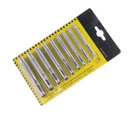 Argentina EXPLOTAR 2.5-10 MM Perforadora hueca / Perforadora de cinturón / perforadora Perforadora de aguja de perforación de la correa de cuero 9size / set Suministro