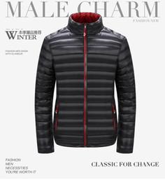 Wholesale Best Branded Black Jackets - 2017 New arrival Brand Men Jackets Best Quality Warm Plus Size L-4XL Man Down Jacket Coats For Autumn Winter