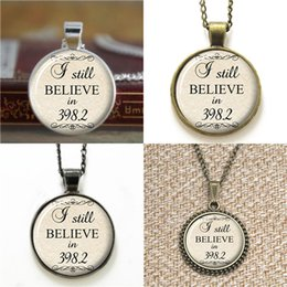 Wholesale I Believe - 10pcs I still believe in 398.2 fairy tale book pendant book Fairytale glass Necklace keyring bookmark cufflink earring bracelet