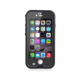 Wholesale Cheap Waterproof Iphone Case - 2016 Best Selling XLF Serious Good and Cheap Red Pepper Waterproof Back Cover Case For Iphone6 6s 6 plus inch For Summer Outdoor Life