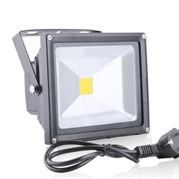 Wholesale Photo Sensor Outdoor - 2016 Discount outdoor photo sensor led flood lighting 30W, photo r flood light led, 100% Full watt  thick lamp shell