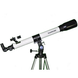 Wholesale Equatorial Telescope - Visionking 900x70 Equatorial Mount Space Refractor Astronomical Telescope Outdoor Sky Observation Astronomy Telescope