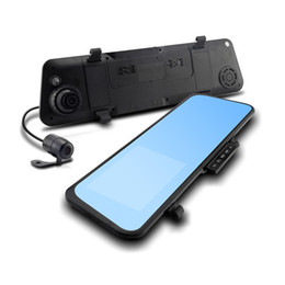 Wholesale Front Parking System - Newest Android 4.0 1080P car front camera and 480P parking camera multi camera system for cars free shipping