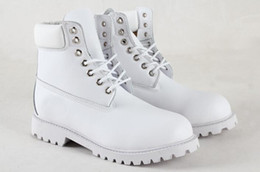 Wholesale High Heels Fashions - Boots New 2016timberland winter Leather Rubber Men Boots non-slip outdoor leisure shoes men ;s High-top shoes Warm Waterproof Snow Boots