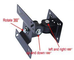 Wholesale Monitor 14 - 14-24 inch Full Motion 360 Degree LED LCD TV Wall Mount Bracket Monitor Holder