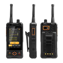 2019 quad sim card mobile DMR Zello PTT Walkie Talkie Teléfono móvil 3.5 pulgadas SURE 8S 3GB RAM 32GB ROM Octa Core 5000mAh PK RUNBO H1 Smartphone